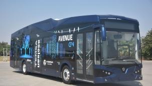 Samsun'da elektrikli otobüs hizmete sunulacak