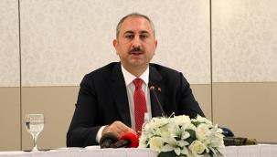 """Abdulhamit Gül, """"E-Duruşma başladı"""""""