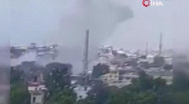 Somali'de Cumhurbaşkanlığı Sarayı yakınında bombalı saldırı