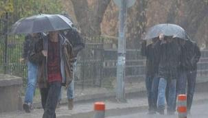 Meteoroloji'den sağanak yağış uyarısı: 100 kilogram yağış düşecek, sel riski olabilir