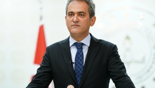 Milli Eğitim Bakanı, pandeminin son durumunu değerlendirdi