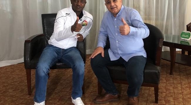 Nick Mwendwa: 'Engin Fırat'ı, bize vizyon katması ve elemelerde yardımcı olması için çok istedik'
