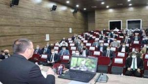 Siirt'te İl Koordinasyon Kurulu toplantısı yapıldı