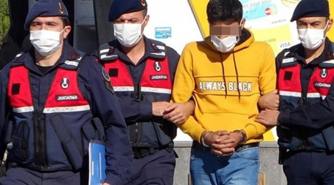 Yasa dışı yollarla Türkiye'ye giren PKK'lı terörist tutuklandı